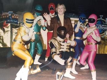Power Rangers Margaret Loesch