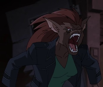 Hudson Langrock's powers in 'Wolverine: The Long Night' are almost identical toRahne Sinclair, aka Wolfsbane.
