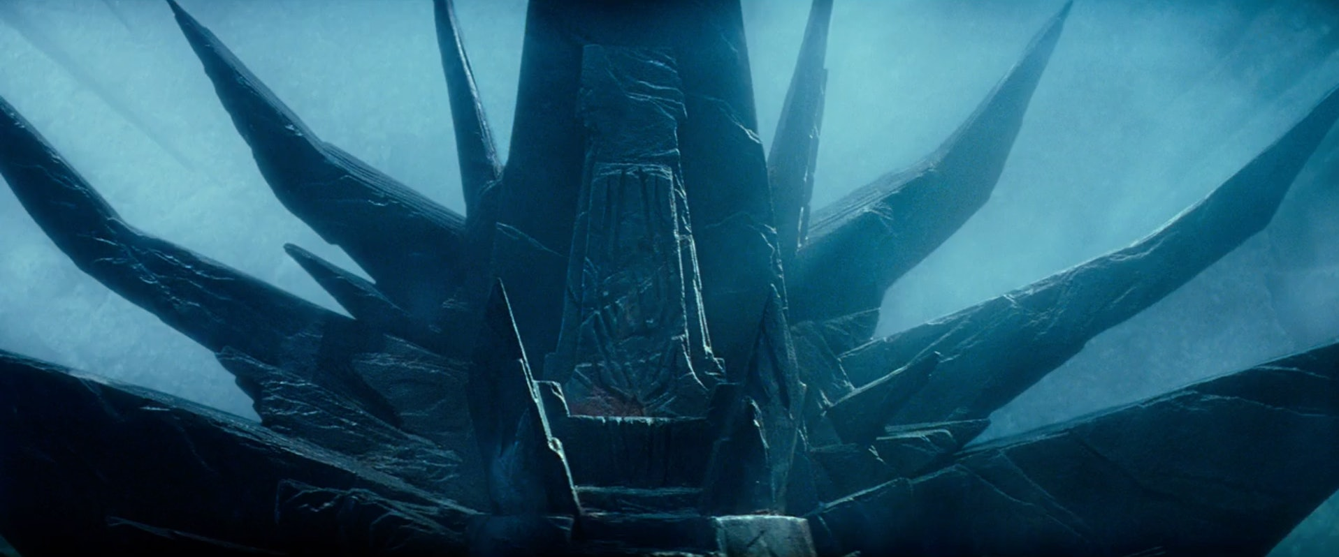 Palpatine S Rise Of Skywalker Throne Is A Deep Cut From Star Wars History