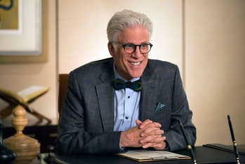 the good place michael