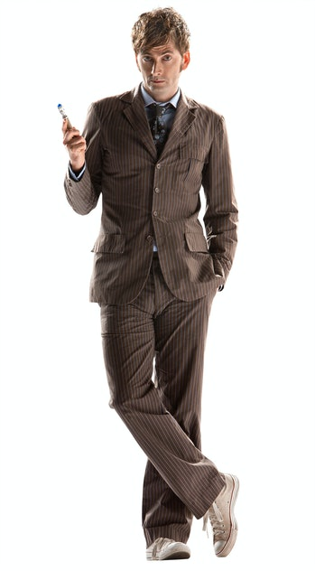 Tenth Doctor Who David Tennant Converse