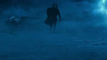 Kylo Ren on Exegol in 'Rise of Skywalker'