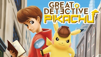In 'Great Detective Pikachu', the yellow monster teams up with youngsterTim Goodman, who's the only one who can understand him.