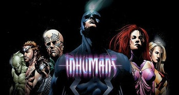 Inhumans from Marvel Comics