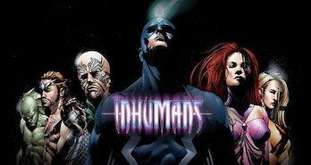 Inhumans from Marvel Comics