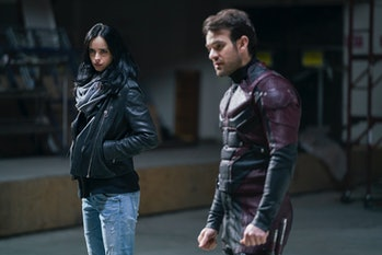 The Defenders Netflix Jessica Jones Cosplay Halloween