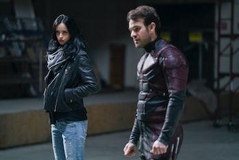 The Defenders Netflix Jessica Jones Cosplay Halloween