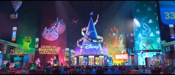 Oh My Disney in 'Wreck it Ralph 2'