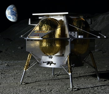 Astrobotic is currently charging customers $1.2 million per kilogram (2.2 pounds) to deliver payloads to the lunar surface