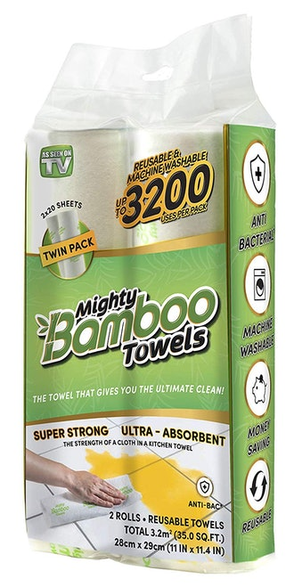 Click image to open expanded view Mighty Bamboo Towels