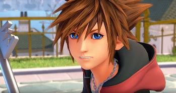 'Kingdom Hearts III' Sora