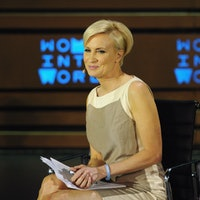 Mika Brzezinski of 'Morning Joe' Responds Coolly to Trump's Angry Tirade