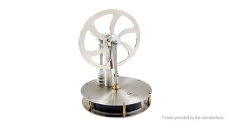 Low Temperature Difference Stirling Engine