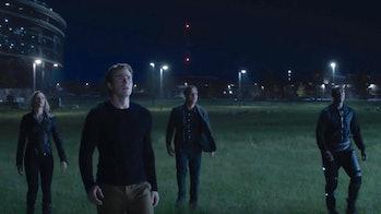 Avengers Endgame Super Bowl Spot