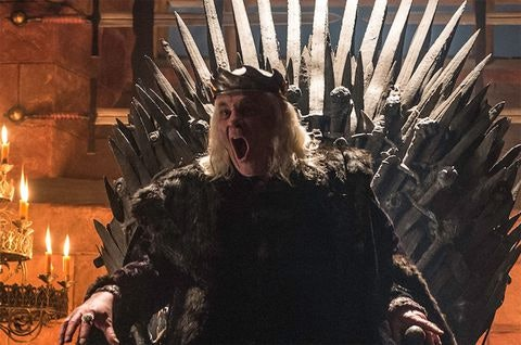 The Mad King on 'Game of Thrones'