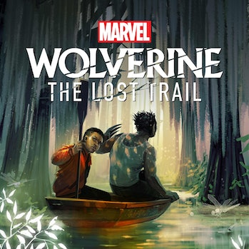 Marvel Wolverine The Lost Trail Podcast