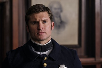 Tom Weston Jones warrior HBO