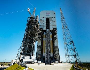 delta iv rocket