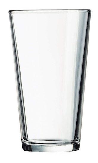 Luminarc Shaker Pint Pub Beer Glass (set of 4)