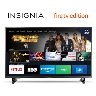 Insignia 43-Inch 4K UHD Smart TV