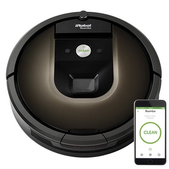Robot Roomba 980 Robot Vacuum