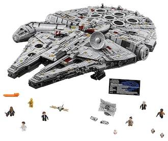 LEGO Millennium Falcon (7,541 pieces)