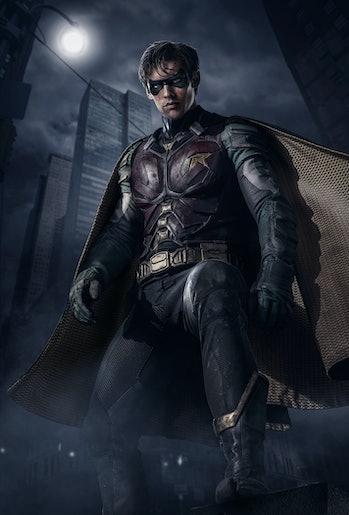 Titans Robin TV Series DC Universe