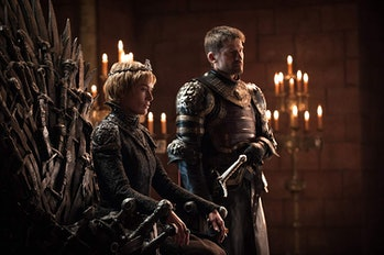 Lena Headey and Nikolaj Coster-Waldau on 'Game of Thrones' Season 7