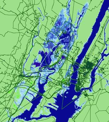 sea level internet infrastructure