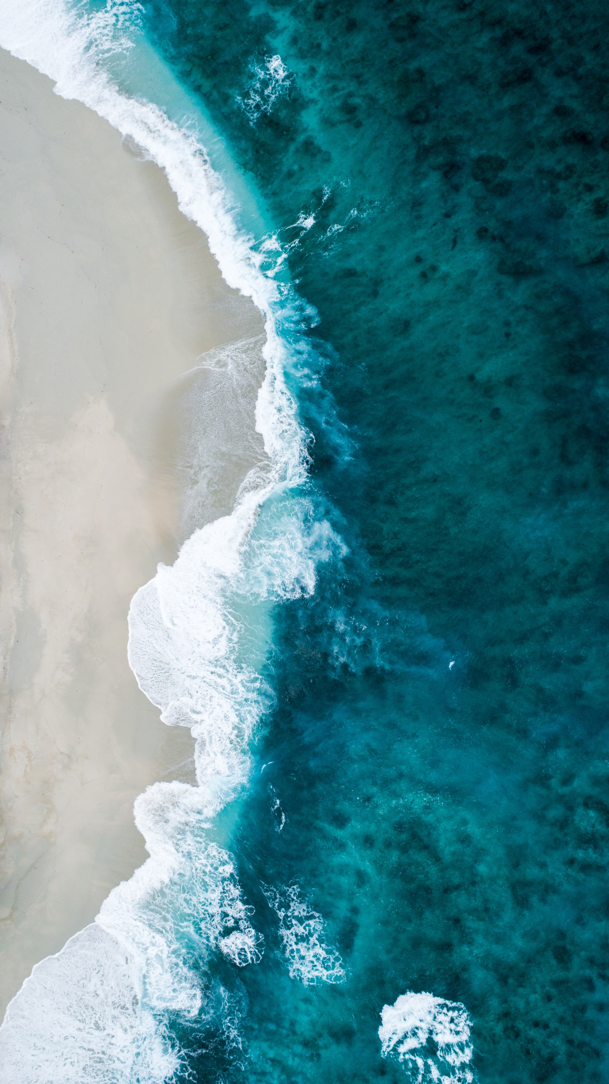 Scientists predict that green ocean water will get greener, while blue water will get bluer.