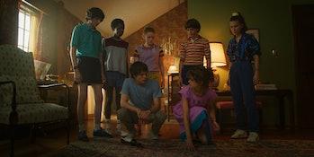 Cast of Stranger Things Season 3