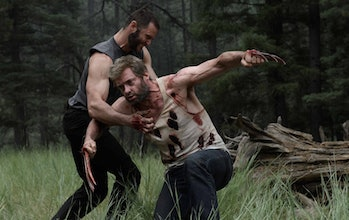 Stunt double Eddie Davenport played a stand-in for X-24 during some fight scenes.