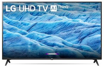 """LG 55UM7300PUA Alexa Built-in 55"""" 4K Ultra HD Smart LED TV (2019)"""