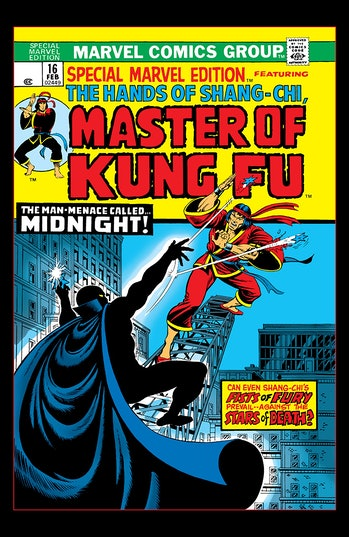 Shang-Chi Midnight