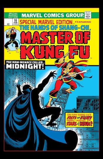 Shang-Chi Midnight