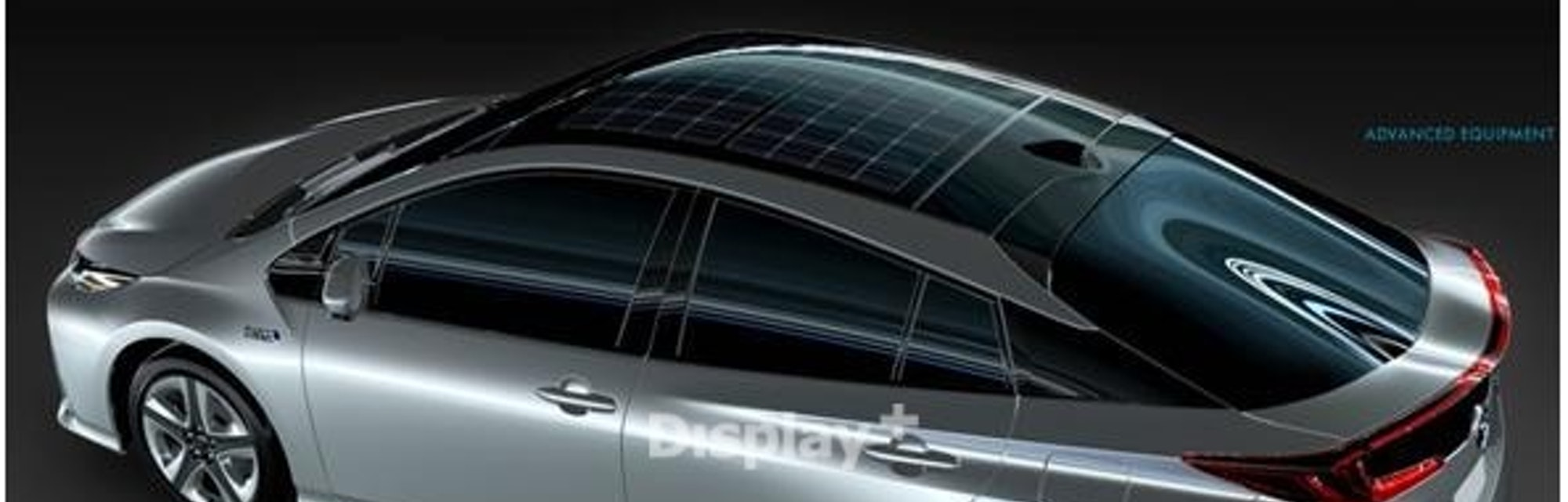 Here's What the Tesla Model 3 Solar Roof Might Look Like