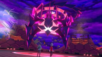 Eternamax Eternatus Pokemon Sword and Shield