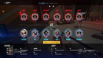 Overwatch Skill Rating