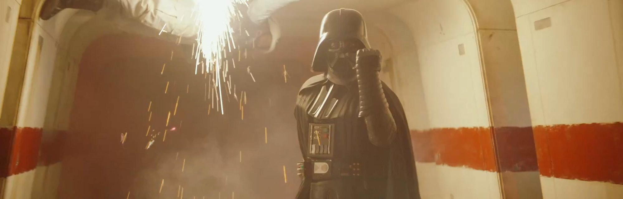 Darth Vader Killed Krennic In Original Rogue One Ending