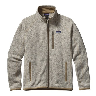 Patagonia Fleece Better Sweater Jacket