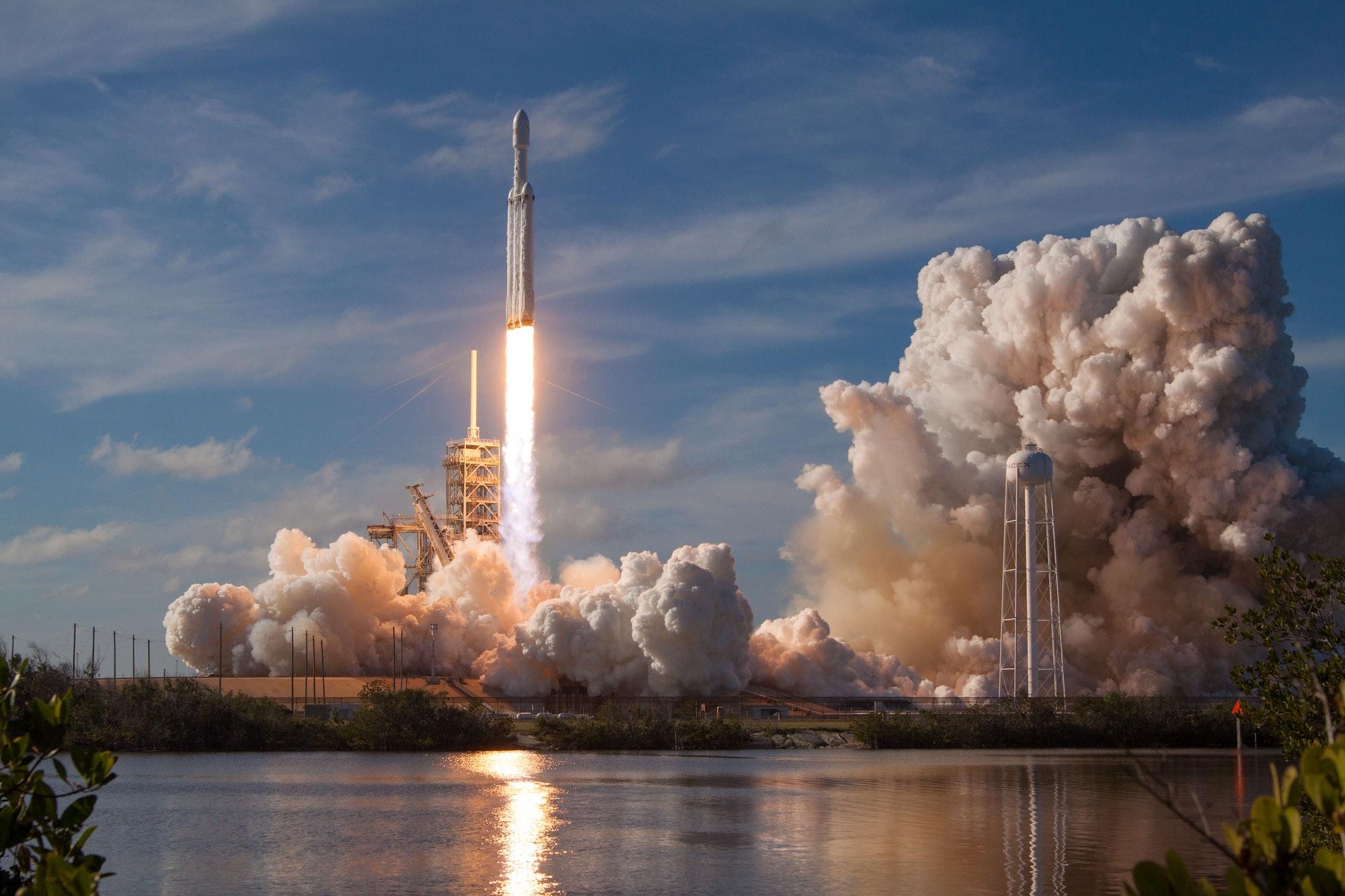 spaceship craft rocket