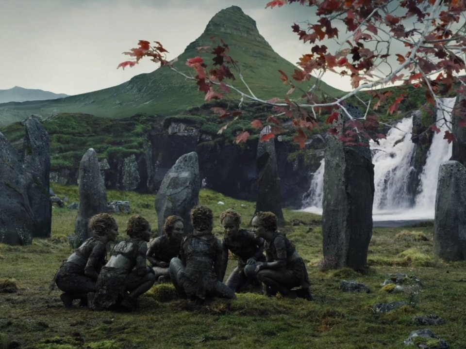 The children of the forest create the Night King in 'Game of Thrones' Season 6