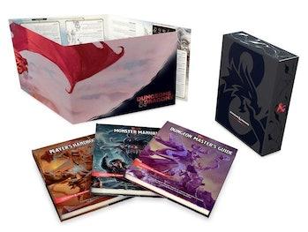 D&DCore Rulebooks Gift Set
