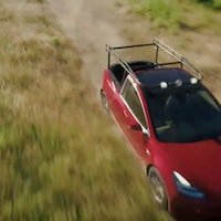 Watch This YouTuber Retrofit a Tesla Model 3 Into a Working Pickup Truck