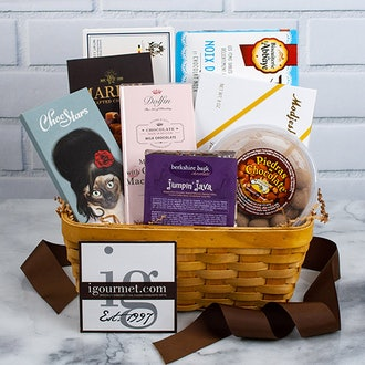 Chocolate Lovers Basket