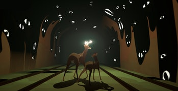 Way to the Woods Xbox Deer Game