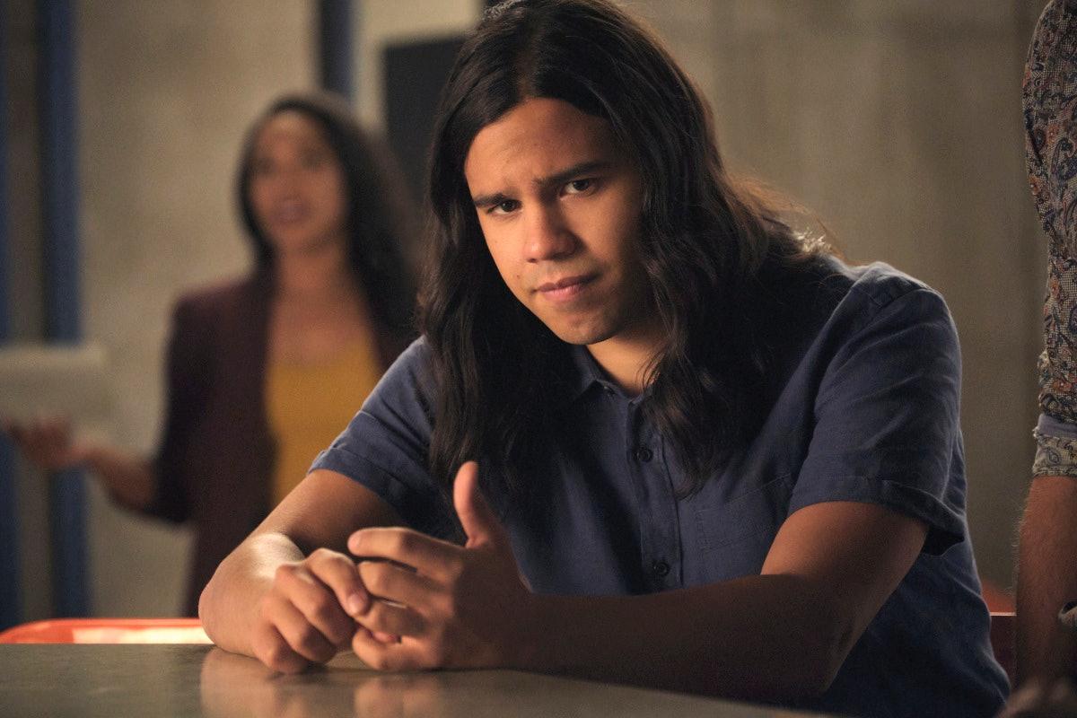 The Flash Season 6 Cisco Ramon
