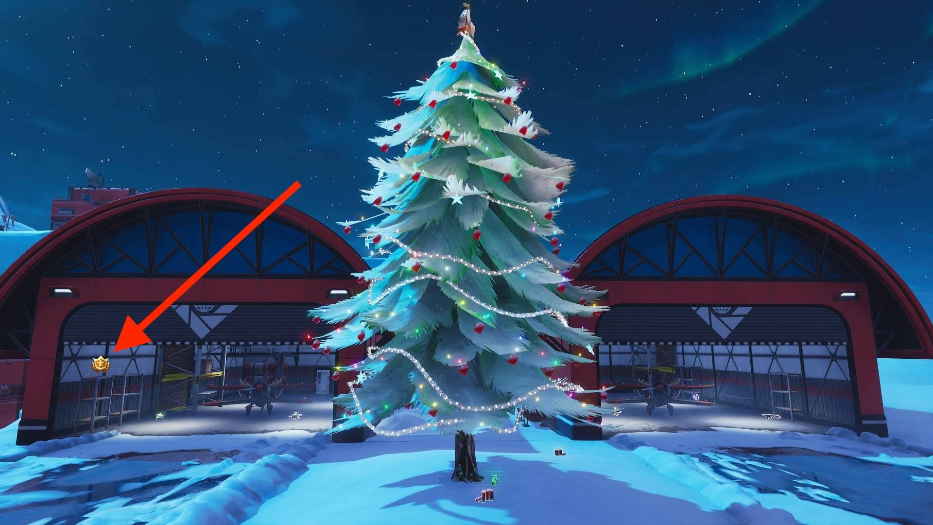 Fortnite Snowfall Week 3 Secret Battle Star
