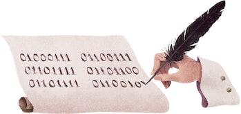 Gottfried Wilhelm Leibniz Google Doodle