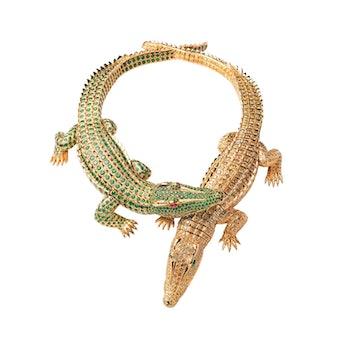 María Félix's famed crocodiles